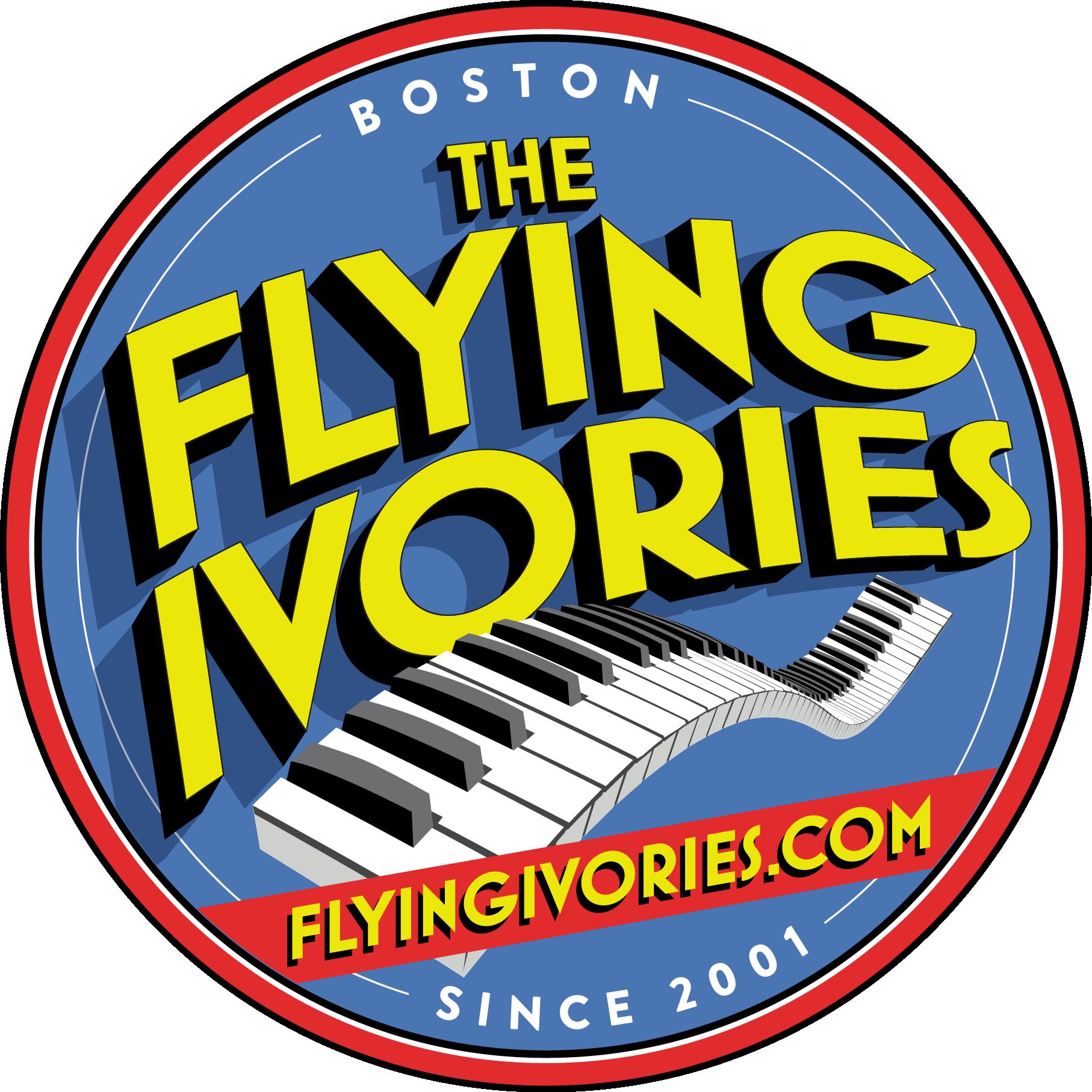 The Flying Ivories logo update