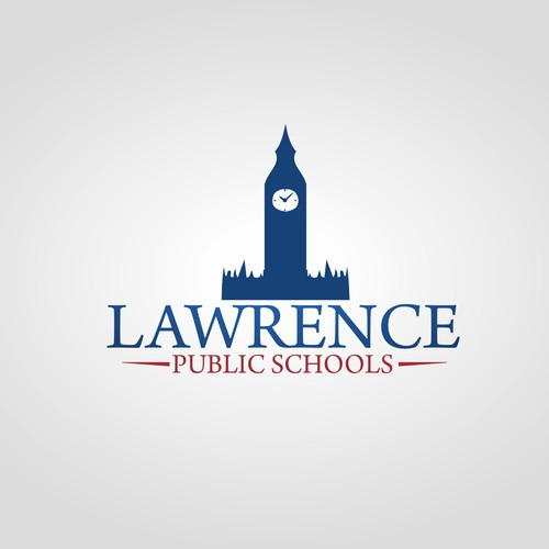 Lawrence Public Schools needs a new logo