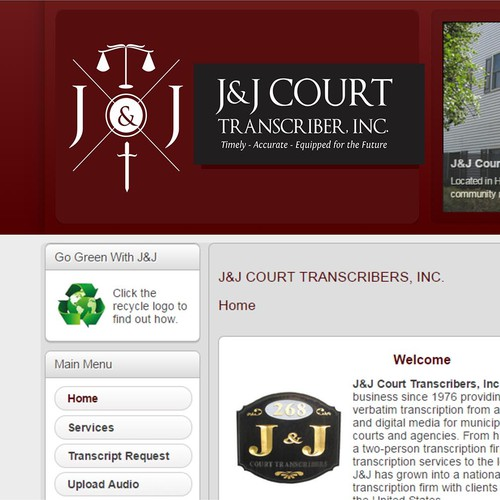 Freshen J&J's logo