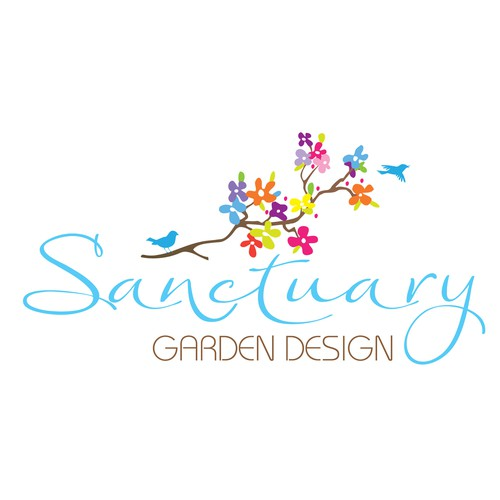 Sanctuary Garden Design