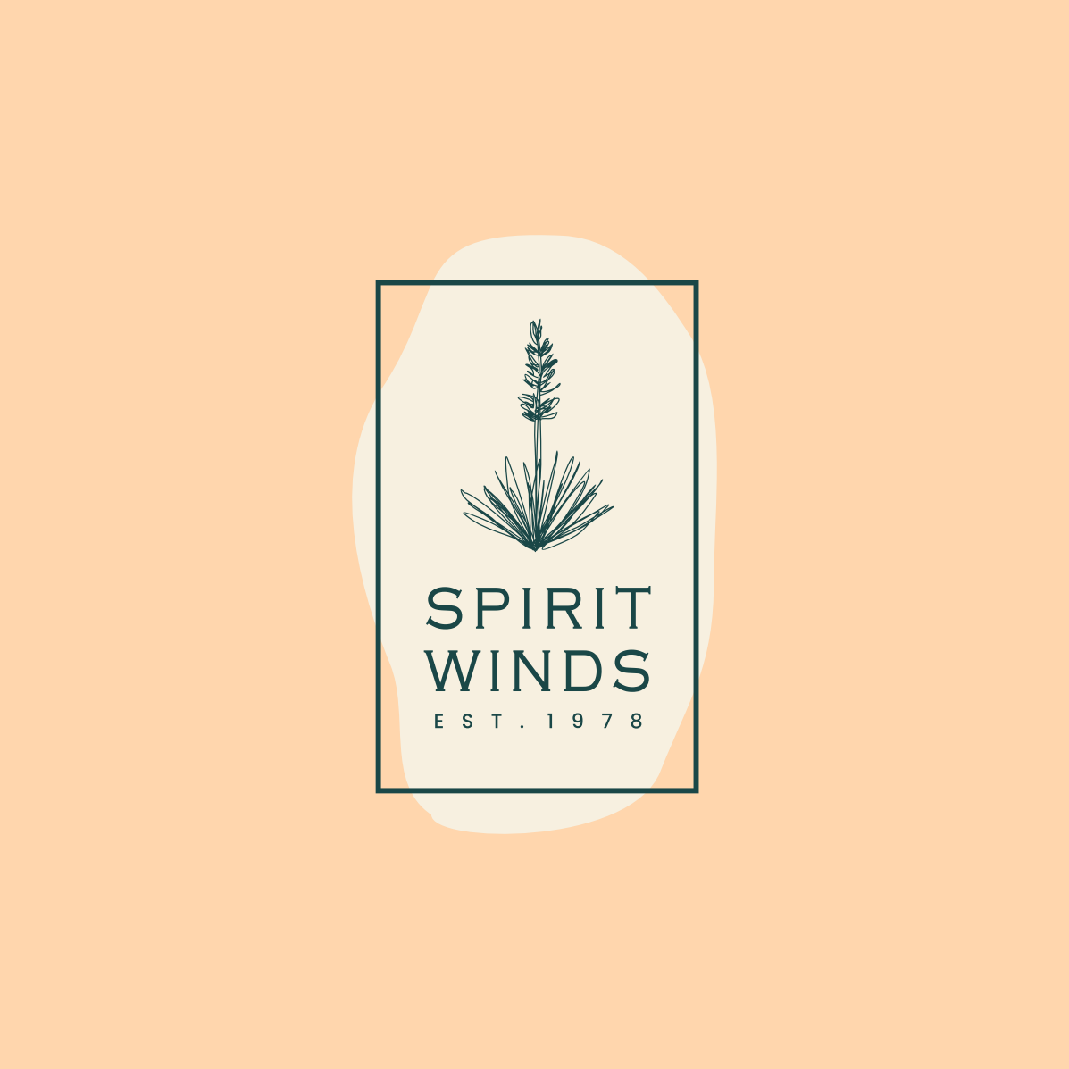 spirit winds logo with yucca