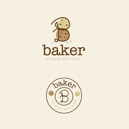 Logo for bakery company