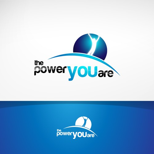 Help Launch Brand w/new logo for THE POWER YOU ARE .