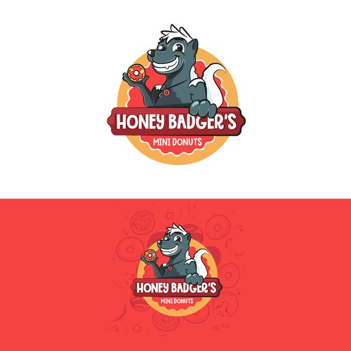 HONEY BADGERs MINI DONUTS