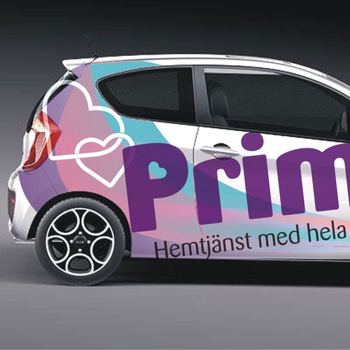 Design a Car wrap that will be seen in an entire city!