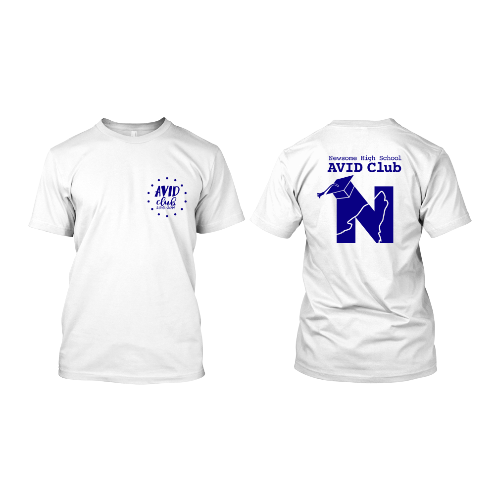Newsome AVID T-shirts