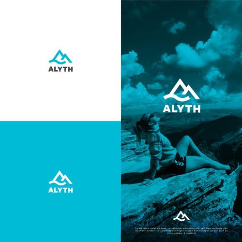 Activewear brand logo