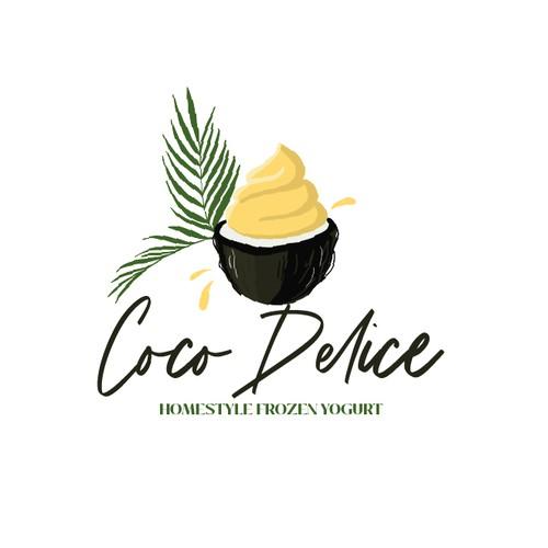 Coco yoghurt