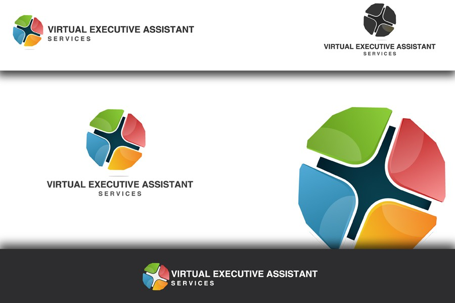 Help MN Consulting Pty Ltd - Virtual Executive Assistant Services with a new logo