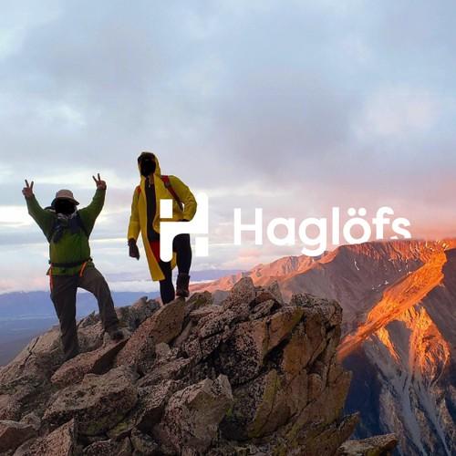 Haglofs logo redesign