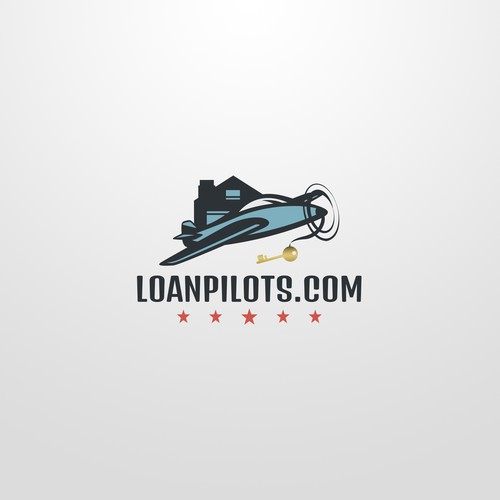 Logo for LoanPilots.com