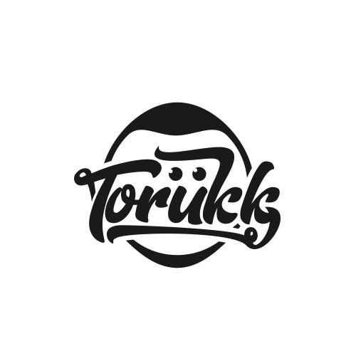 DJネーム「TORUKK」のロゴ作成をお願いいたします