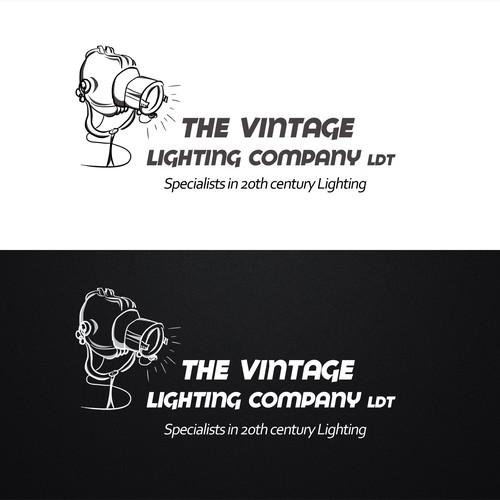The Vintage Lighting Company Logo