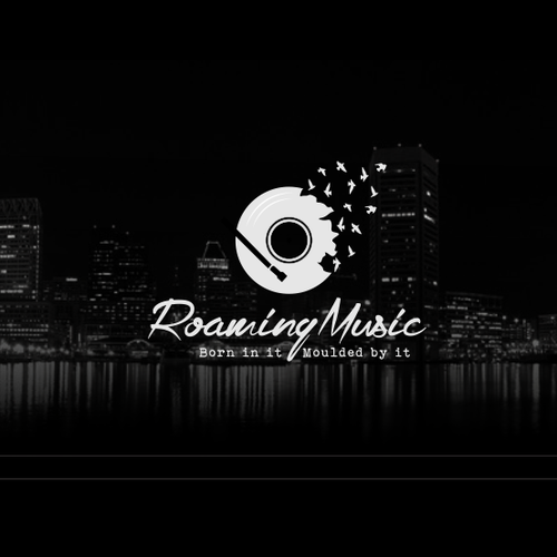 Roaming Music logo