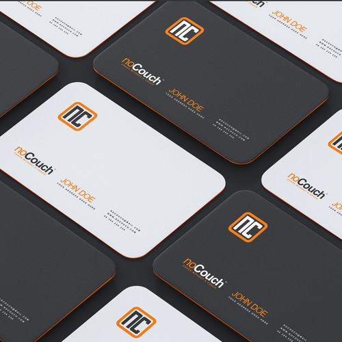 brand identity for noCouch