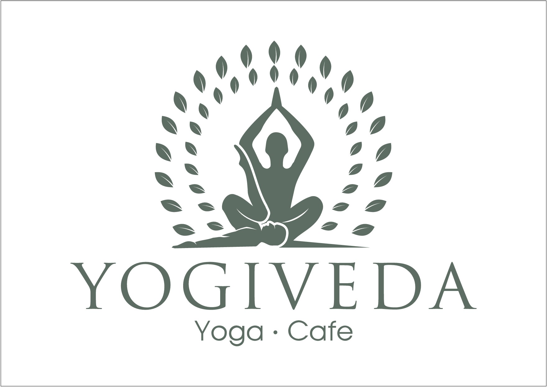 Logo für Yoga Café/Bistro mit ayurvedischer Küche gesucht (evtl Zusatz auch yoga & food )