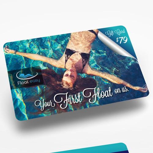 Floateasy - Gift Card
