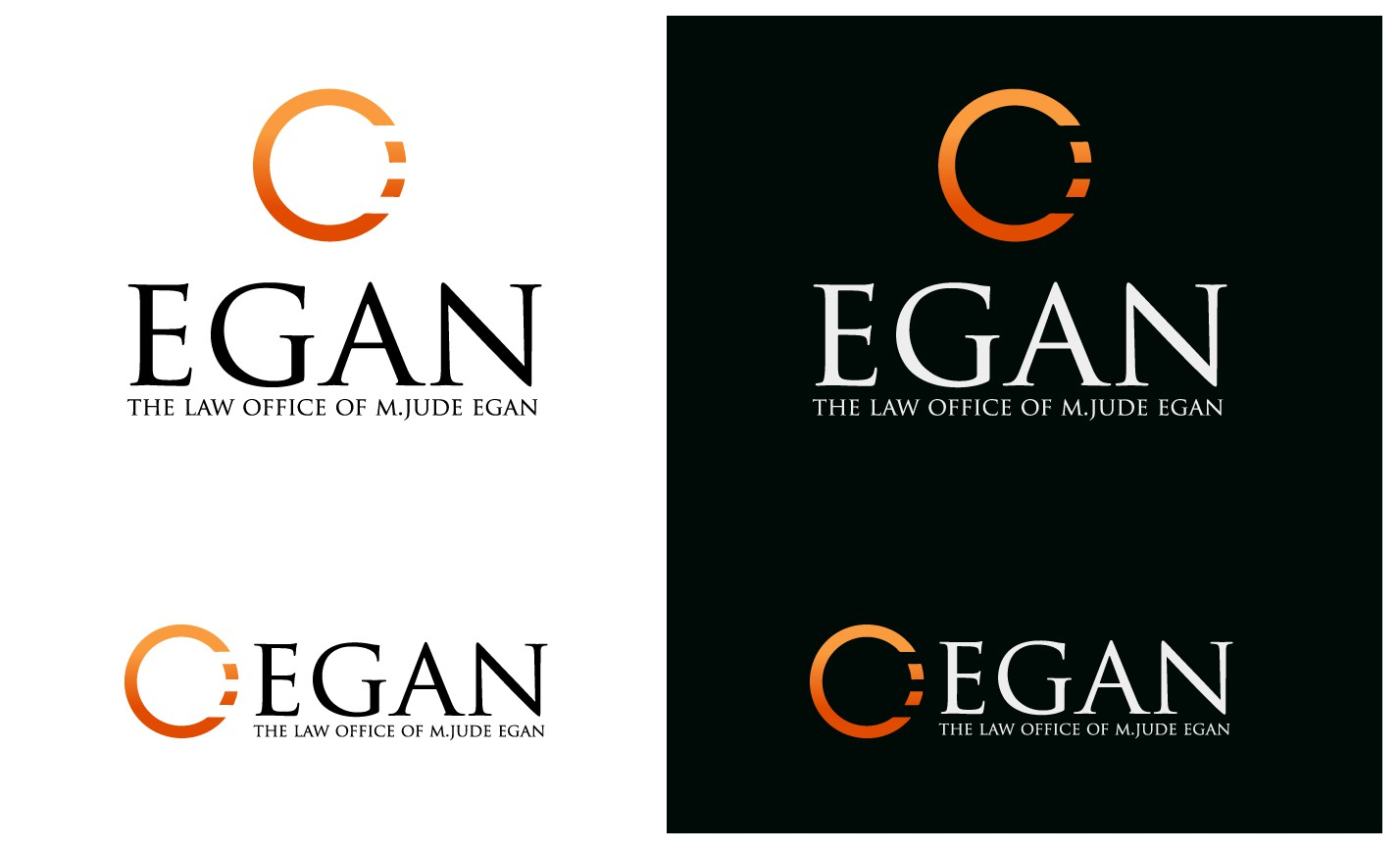 Help E- Egan with a new logo