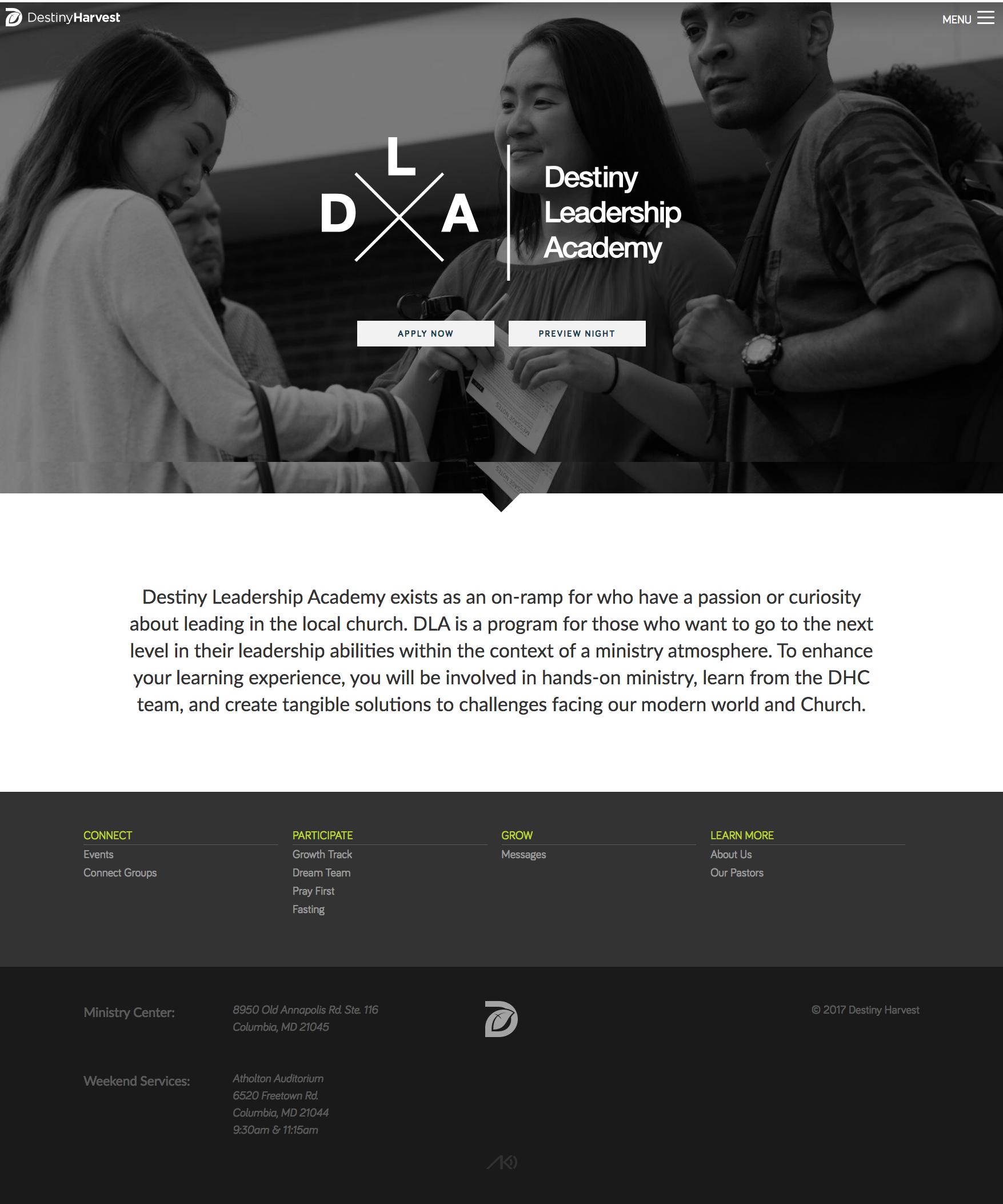 Destiny Leadership Academy