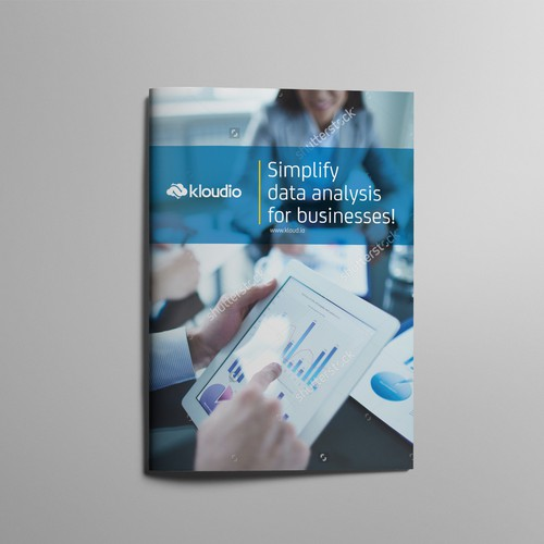Sales brochure for an enterprise data analytics product