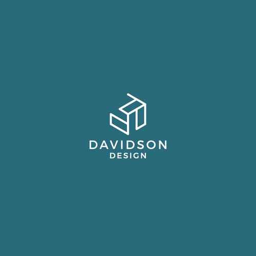 Logo design concept for Davidson Design