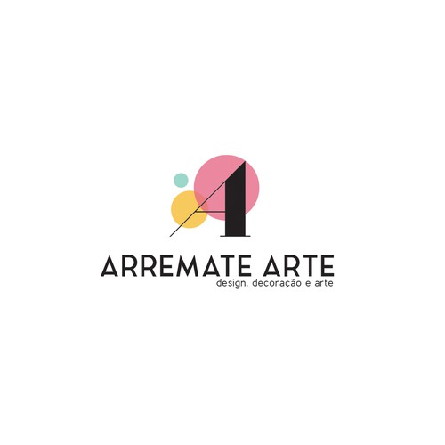 Logo for THE BEST brazilian online AUCTION MARKTEPLACE of fine &decorative ARTS