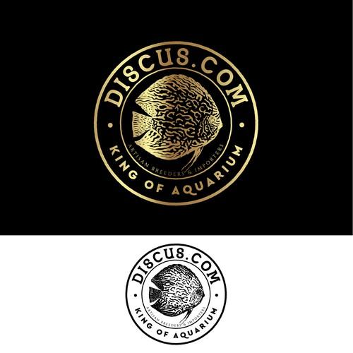 Logo design for Discus.com