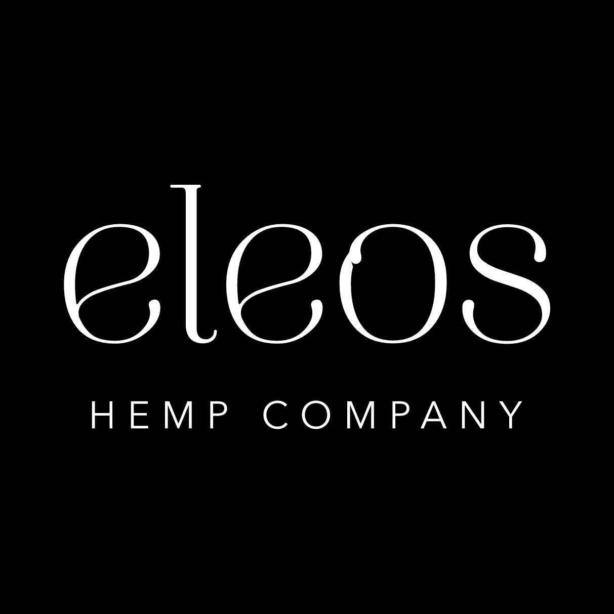 Logo design for luxury hemp company