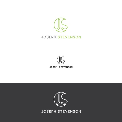 Simple and clean logo for marketing and consulting company