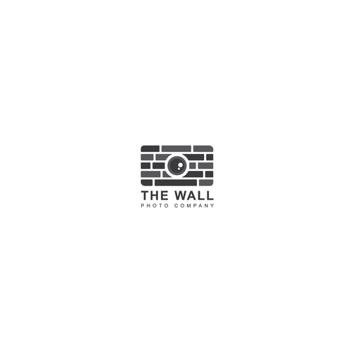 Logo concept for the wall photo company