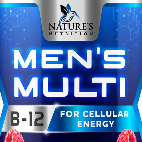 Men's Multivitamin Gummies