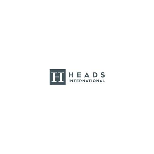 Logo for Heads International