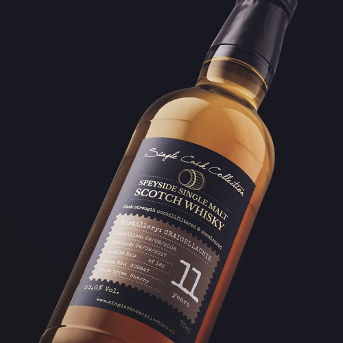 Single Cask Collection Whiskey