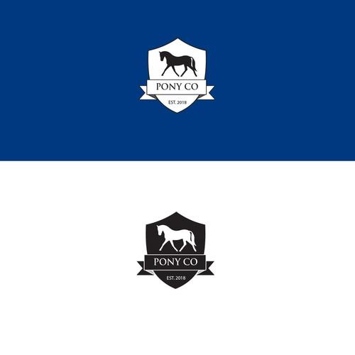 Pony co logo