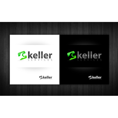 Help Keller Service  with a new logo