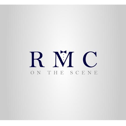 RMC, On The Scene Logo