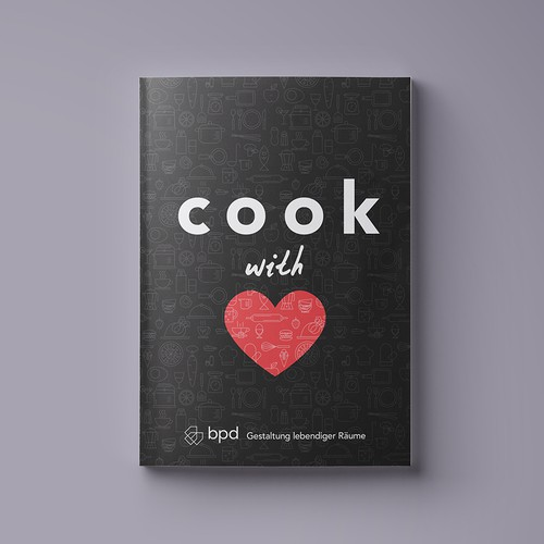 ★ Create example pages for a cool cook book ★