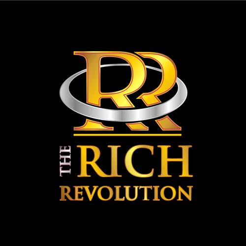 The Rich Revolution needs a new logo