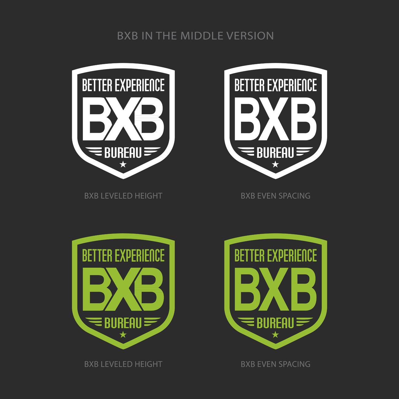Design a badge for Optimal Workshops Better Experience Bureau (BXB)