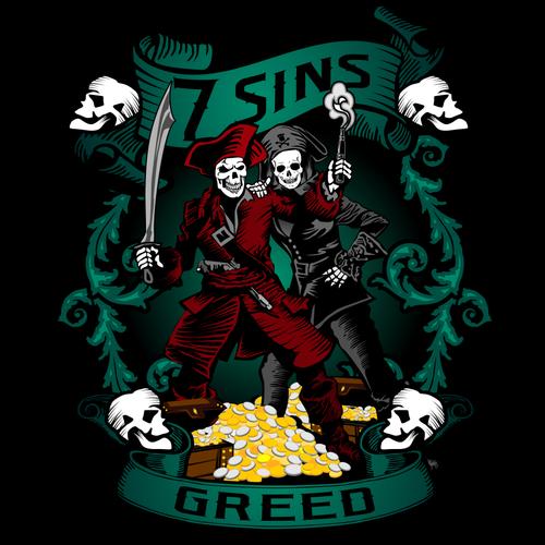 7 Sins Greed