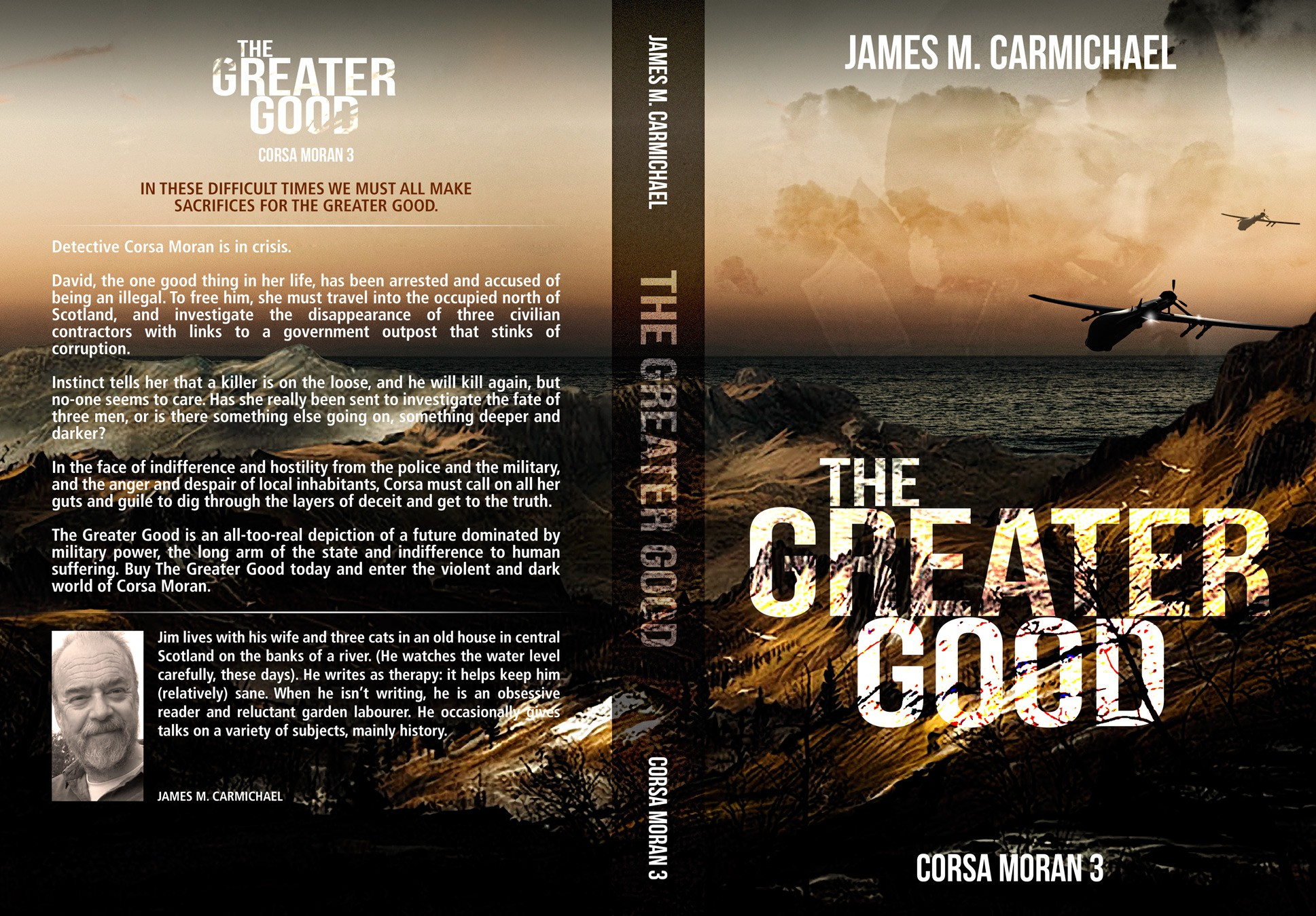 The Greater Good - Corsa Moran 3