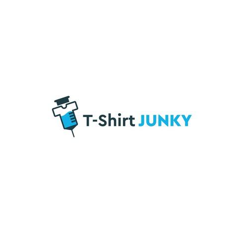 T-shirt junky