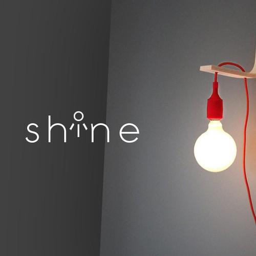 Logo Concept For Shine
