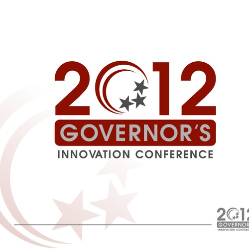 Help 2012 Governor's Innovation Conference with a new logo