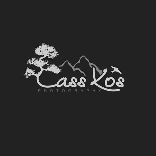 logo for Cassie Kos Photography (or Cass Kos)