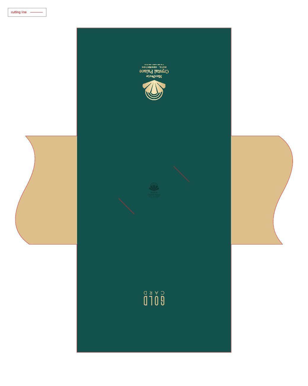 Loyalty Card Packaging design