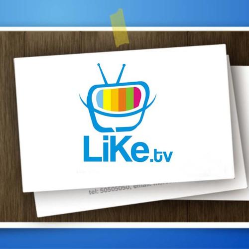 New logo for Like.tv