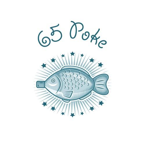 65 Poke Logo