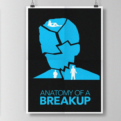 Anatomy of a Breakup Poster Design