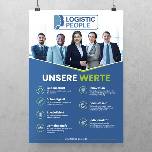 Logistic people Company Values